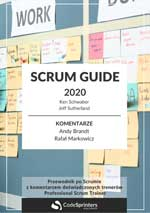 Scrum Guide 2020 z komentarzem